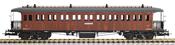 Passenger Wood Coach BB2004