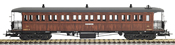Passenger Wood Coach CC2887