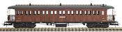 Passenger Wood Coach CC2785