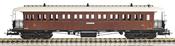 Passenger Wood Coach CCFHV197