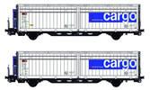 2pc Hbbills Wagon Set #111/057