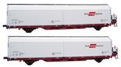 2pc Hbbills Wagon Set OBB Railcargo