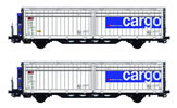 2pc Hbbills Wagon Set #111/057