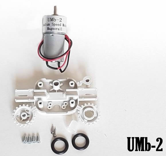 Magnorail UMb-2 - Drive Module (fast medium) new generation for Magnorail System UMb-2