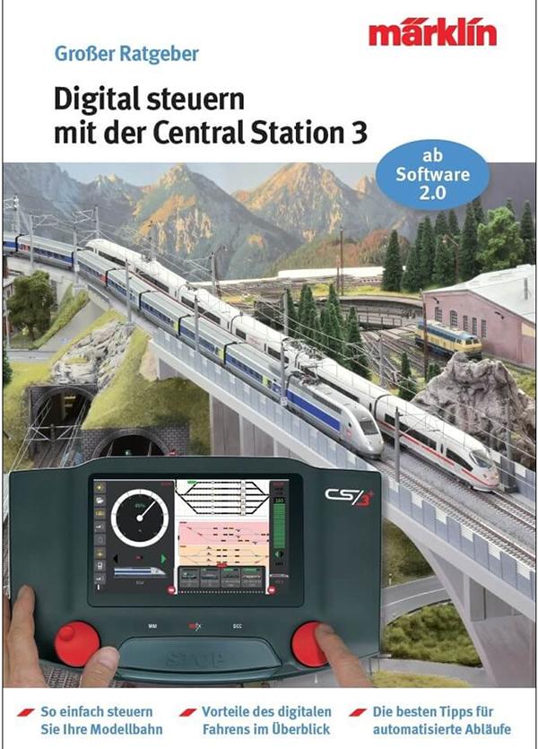 Marklin 03083 - Digital Book Märklin-Digital Part 3, DE