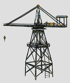 Marklin 10891 - Meccano tower crane