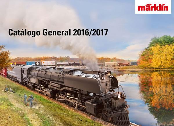 Marklin 15741 - Full Line Catalog 2016 / 2017 - English Edition
