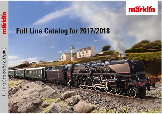 Marklin 15751 - 2018 Marklin Catalog English