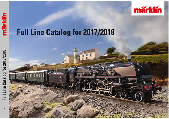 Marklin 15751 - 2018 Marklin Catalog English
