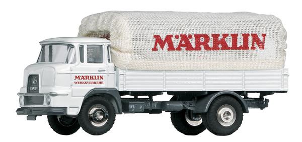 Marklin 18036 - Markln Krupp Flatbed Truck