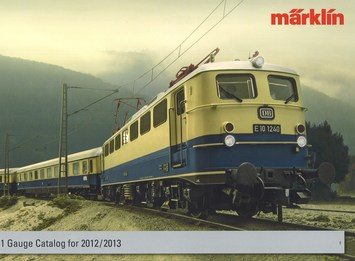 Marklin 18471 - 2013 1 Gauge Full Line Catalog