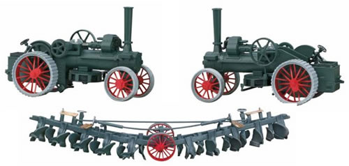 Marklin 18970 - Steam Plow Set