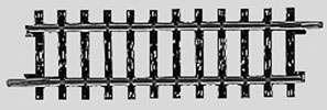 Marklin 2201 - K STRAIGHT TRACK 3-9/16