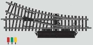 Marklin 2263 - K TRACK TURNOUT RIGHT