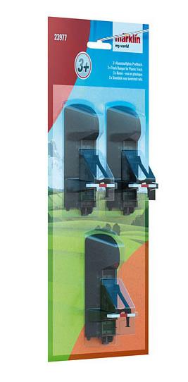 Marklin 23977 - My World Track Bumper for Plastic Track