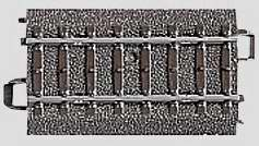 Marklin 24064 - C STRAIGHT TRACK 2-9/16