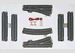 Marklin 24902 - C TRACK C2 EXTENSION SET