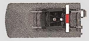 Marklin 24977 - C TRACK END W/BUMPER