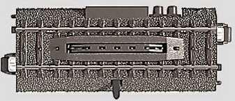 Marklin 24997 - C ELECTRIC UNCOUPLER TRACK
