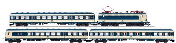 Marklin 26410 - Karlsruher S-Bahn Train