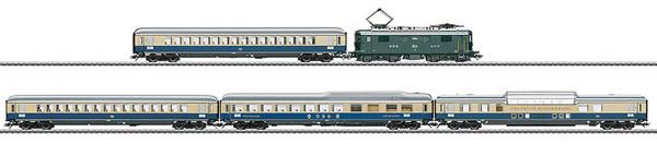Marklin 26604 - Swiss TEE Express Train Rheingold Set of the SBB (Sound Decoder)