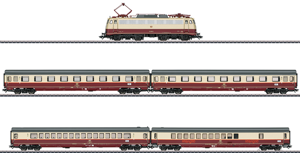 Marklin 26983 - Rheingold Offshoot Train Train Set