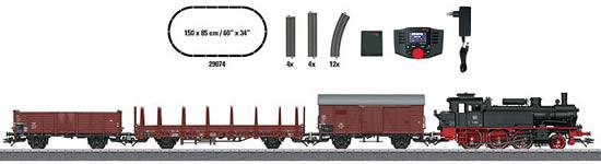 Marklin 29074 - Digital German Freight Starter Set - START UP