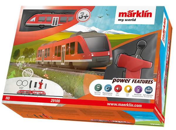 Marklin 29100 - Start Package commuter LINT - Battery powered