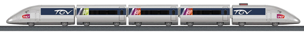 Marklin 29306 - Marklin my world - TGV Starter Set