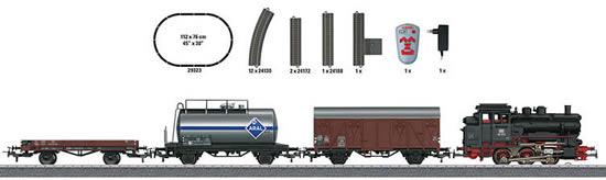 Marklin 29323 - Freight Train Starter Set.