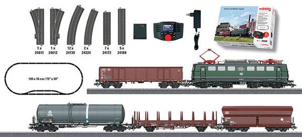 Marklin 29400 - Digital Start Set freight transport (Sound Decoder)