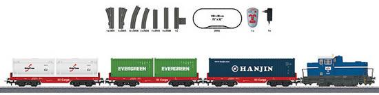 Marklin 29452 - Container Train Starter Set - START UP (Sound Decoder)