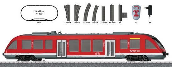 Marklin 29641 - Modern Commuter Service Starter Set - START UP (Sound Decoder)