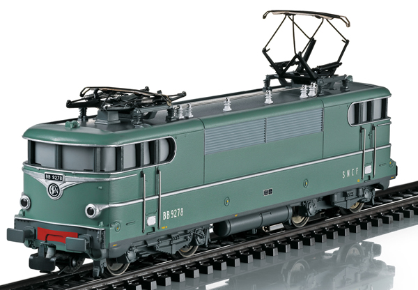 Marklin 30380 - French Electric Locomotive Class BB9200 of the SNCF (Exclusive 30 Year MHI Model)