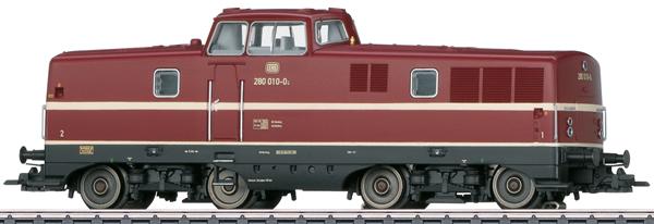 Marklin 36083 - German Diesel Locomotive Class 280 of the DB (Sound)