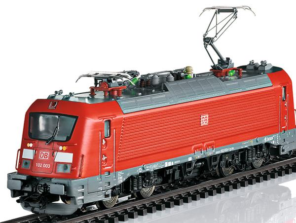 Marklin 36202 - Dgtl DB cl 102 Skoda Type 109 E Electric Locomotive, Era VI