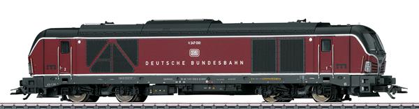 Marklin 36292 - German Vectron Diesel Locomotive of the DB AG (Exclusive 30 Yea MHI Model)