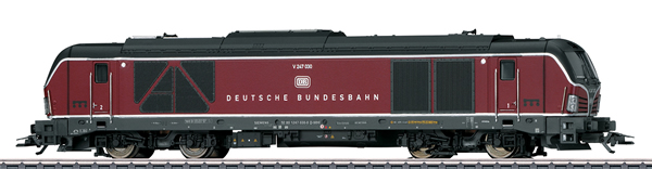 Marklin 36292 - German Vectron Diesel Locomotive of the DB AG (Exclusive 30 Yea MHI Model)
