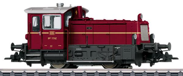Marklin 36345 - German Diesel Locomotive BR Köf III of the DB
