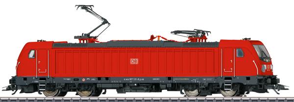 Marklin 36636 - German Electric Locomotive BR 187 of the DB AG