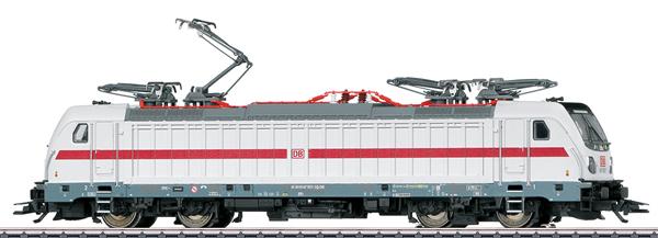 Marklin 36638 - Dgtl DB AG cl 147.5 TRAXX Electric Locomotive, Era VI