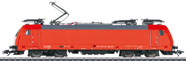 Marklin 36639 - Dgtl NS cl E 186 Electric Locomotive, Era VI