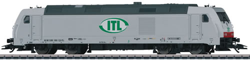 Marklin 36653 - Digital Class 285 Diesel Locomotive Exclusive 1/2011