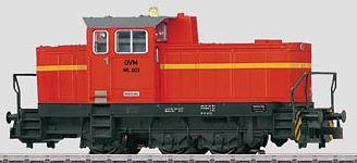 Marklin 36700 - Digital DHG 700 Diesel Locomotive