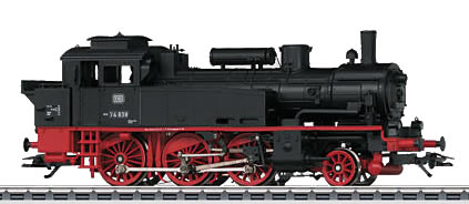 Marklin 36740 - Digital DB class 74 Tank Locomotive