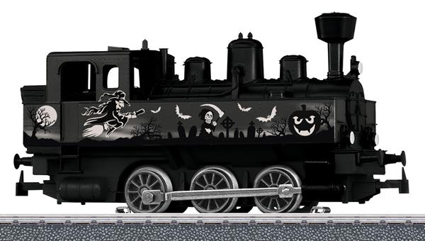 Marklin 36872 - Start up Steam Locomotive Halloween