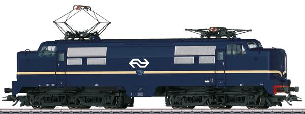 Marklin 37025 - Dutch Electric Locomotive Class 1200 of the NS (Sound)