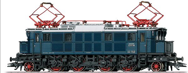 Marklin 37064 - German Electric Locomotive E17 of the DB