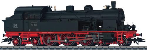 Marklin 37074 - Digital BR 78 Tank Locomotive
