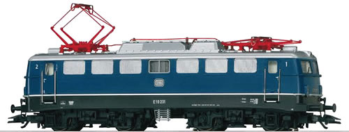 Marklin 37107 - German Electric Locomotive Class E10.1 of the DB (Sound Decoder)